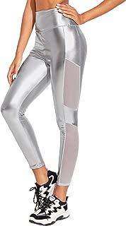 Milumia Women's Casual High Waist Drawstring Skinny Solid Knot Crop Pants