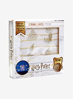 Harry Potter Sparkling String Lights Wedding, Holidays, Birthday or Party