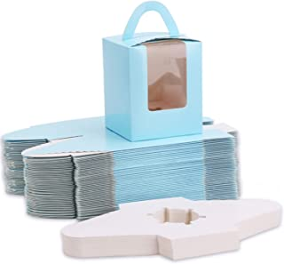 Best cupcake boxes blue Reviews