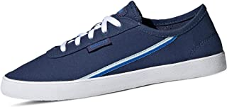Adidas Courtflash X Front Stitched Logo Lace-up Sneakers for Women - Tech Indigo, 36 2/3