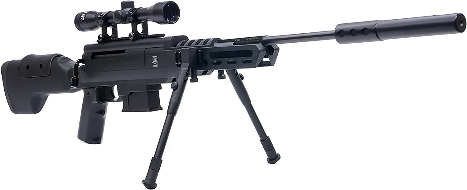 Black Ops Sniper Rifle S - Best Bang For The Buck