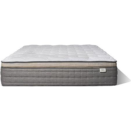 brentwood home coronado gel memory foam mattress made in california queen
