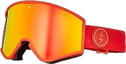 Heat/Brose/Red Chrome