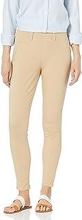 Amazon Essentials Damen leggings-pants Skinny Stretch Pull-on Knit Jegging