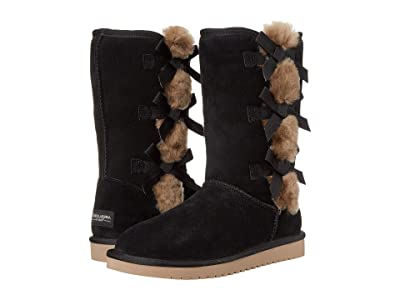 Koolaburra by UGG Victoria Tall (Black) Women