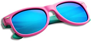 Kids Polarized Sunglasses Sports Fashion For Boys Girls Toddler Baby And Children