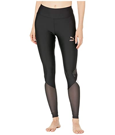 PUMA LuXTG Leggings (PUMA Black 2) Women