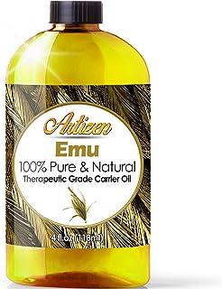 4oz – Emu Oil by Artizen (HUGE 4OZ BOTTLE) – Premium Skin & Hair..