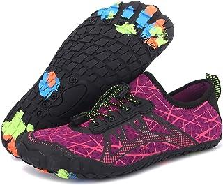 brand new 2f06c 22360 Centipede Demon Water Shoes for Mens Womens Quick Dry Aqua Barefoot Beach  Swim Surf Diving Shoe