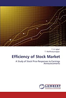 Efficiency of Stock Market: A Study of Stock Price Responses to Earnings Announcements