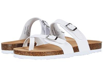 Steve Madden Kids Jbeached (Little Kid/Big Kid) (White/White) Girls Shoes