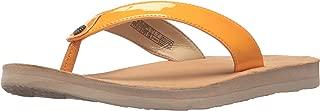 Best orange thong sandals Reviews