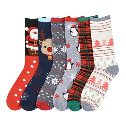 055f1e170 Christmas Socks  Amazon.com