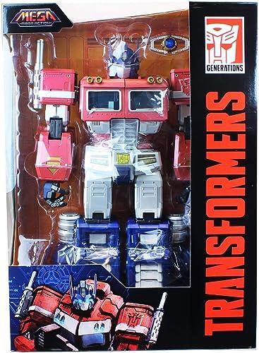 Transformers MAS-01 Optimus Prime Mega 18  Action Figure