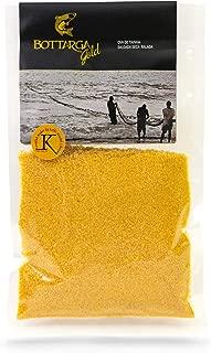 Bottarga Gold Grated (Wild Caught Mullet Roe) 1.76 oz [50g] Kosher