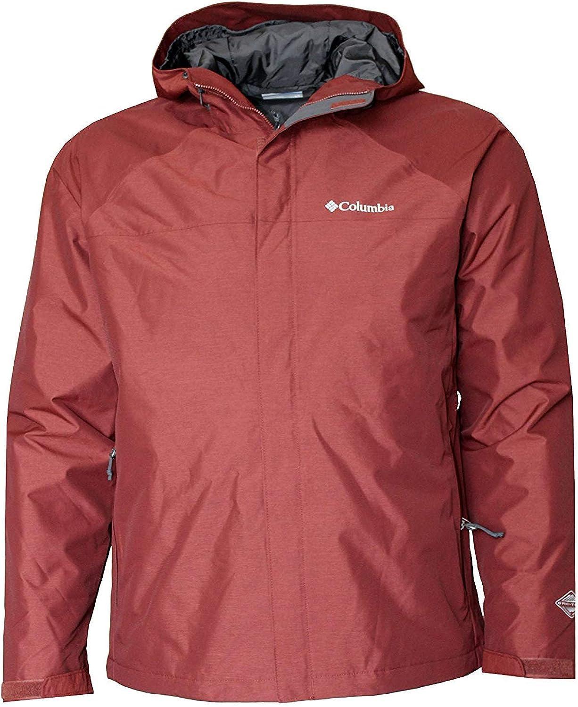 Columbia Men's Piney River EXS Eain Hooded Waterproof Jacket