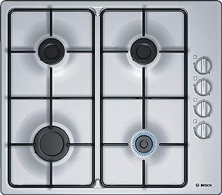 Bosch Serie | 2, 60 cm Built-in Gas Hob, 4 Gas Burner - PBP6C5B80M, 1 Year Warranty