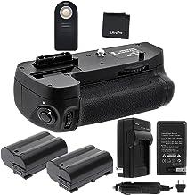 Battery Grip Bundle F/Nikon D7100, D7200: Includes MB-D15 Replacement Grip, 2-Pk EN-EL15 Replacement Long-Life Batteries, Charger, UltraPro Accessory Bundle