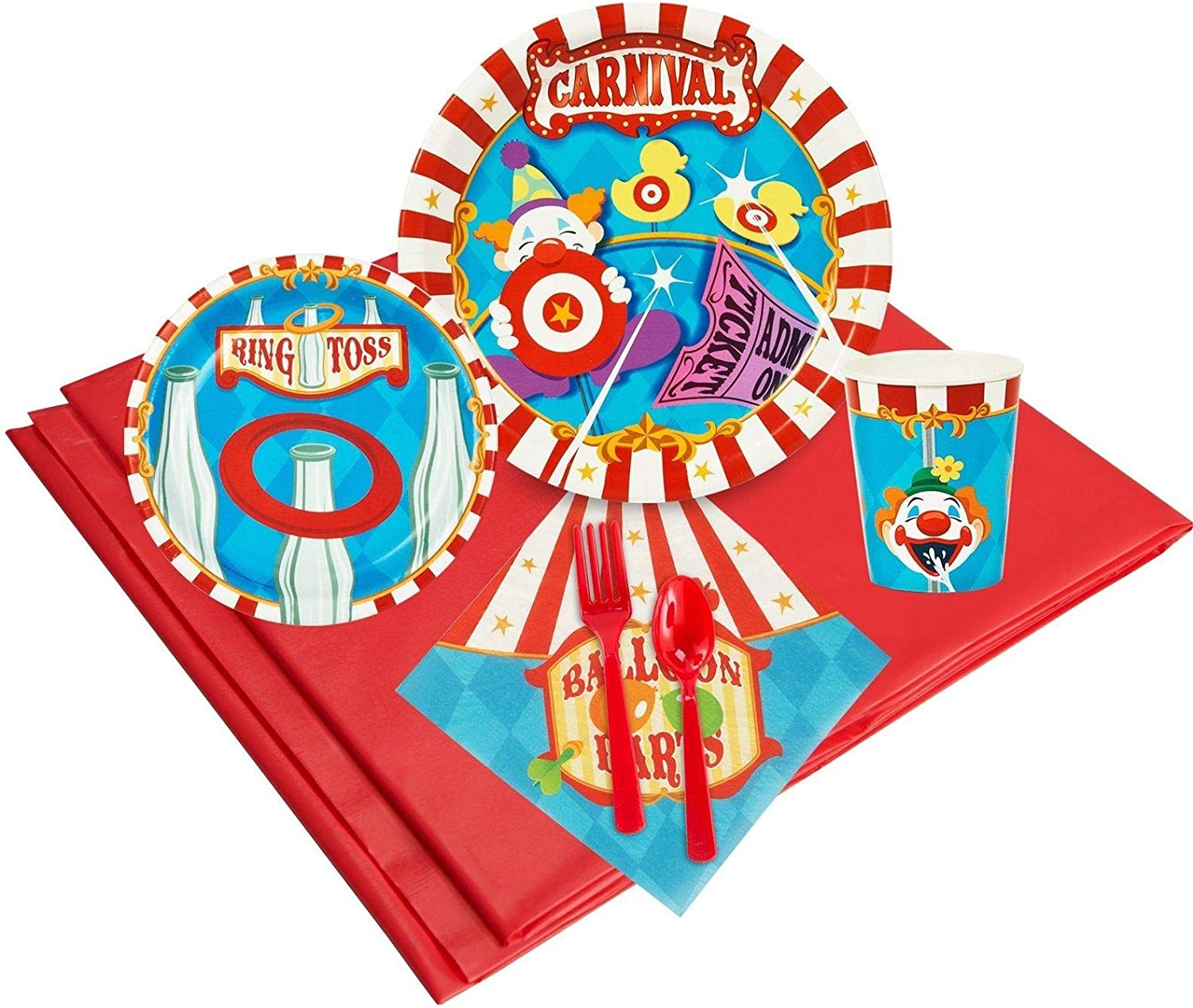 Carnival Party by Birthday Express