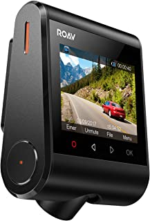 Anker Roav DashCam C1(高性能ドライブレコーダー)【WiFi内蔵&アプリ対応/Gセンサー搭載/LED信号機対応 / 2ポートカーチャージャー付属】