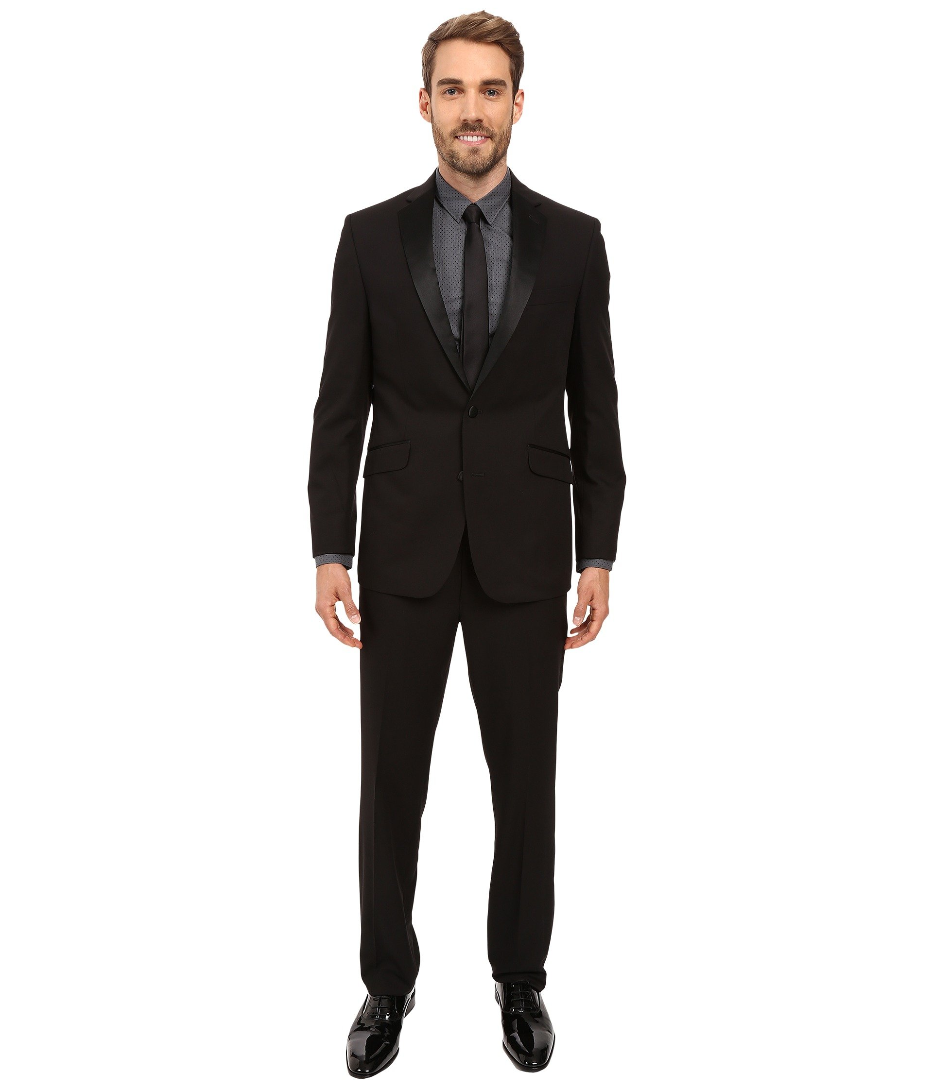 Vestido para Hombre Kenneth Cole Reaction Slim Fit Tuxedo  + Kenneth Cole Reaction en VeoyCompro.net