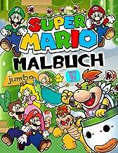 Kolorowanka Super Mario: Wspaniała książeczka do kolorowania Super Mario Bros. Z fantastycznymi zdjęciami dla dzieci w wie...
