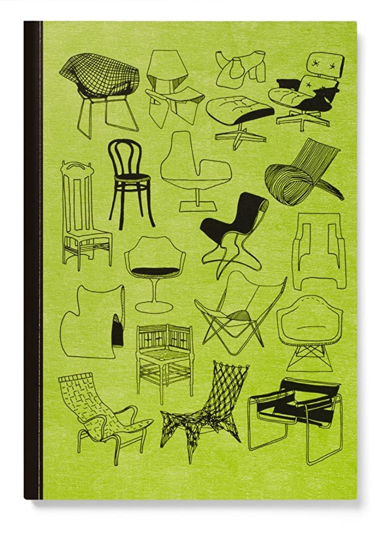 MoMA コレクション ノートブック,チェア