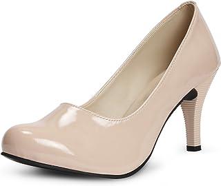 Meriggiare Women's Patent Leather Heels