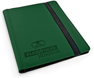 Ultimate Guard FlexXfolio 9-Pocket XenoSkin Green Card Game