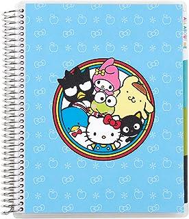 "7"" x 9"" Hello Kitty & Friends x Erin Condren Kids Planner & Activity Book. 12-Month Undated Planner and Activity Sheets. C..."