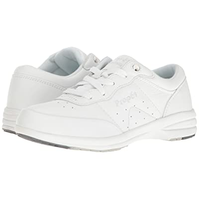 Propet Washable Walker Medicare/HCPCS Code = A5500 Diabetic Shoe (White) Women