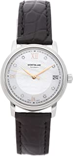 Montblanc Tradition Mechanical (Automatic) Mother-of-Pearl Dial Womens Watch 114957 (Certified Pre-Owned)