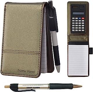 KXF A7 kieszonkowy notatnik mały notatnik zakupowy poręczna podkładka na notatki książka rządzący dziennikarze z długopise...