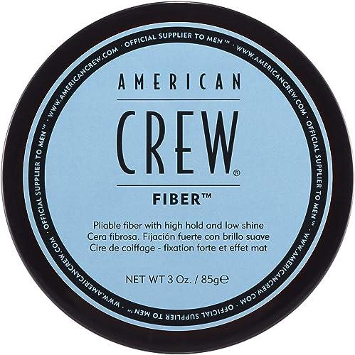 American Crew Fiber Pliable Molding Creme For Men 3 Ounces