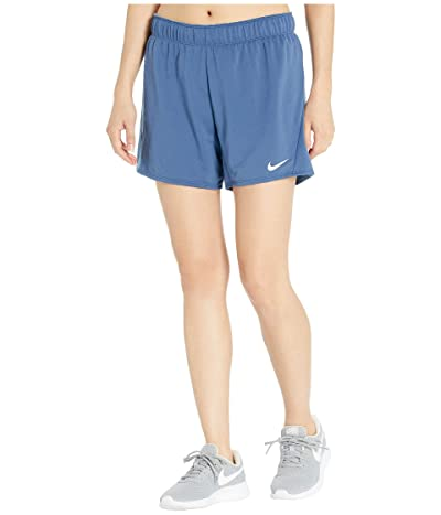 Nike Flex Attack Training Short (Mystic Navy/Celestine Blue) Women