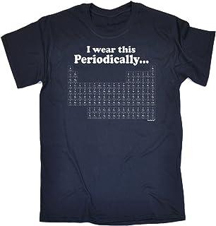 123t Men's I WEAR This Periodically Tshirt