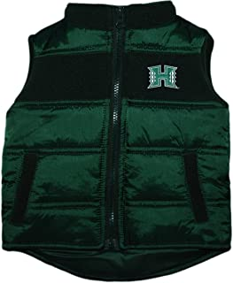 University of Hawaii Baby and Toddler Puffy Vest