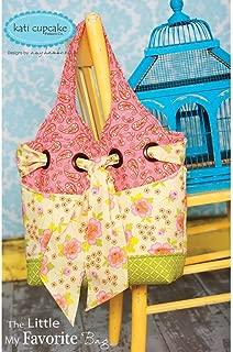 Kati Cupcake Little My Favorite Bag Ptrn
