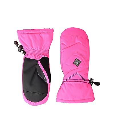 Spyder Kids Inspire (Little Kids/Big Kids) (Bryte Bubblegum) Extreme Cold Weather Gloves