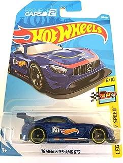 Best hot wheels mercedes amg gt3 blue Reviews