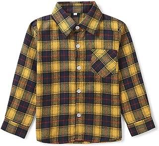 Best brown plaid shirt boys Reviews