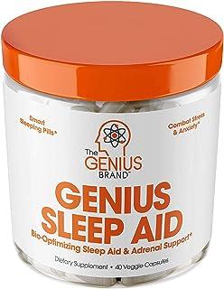 مکمل های آرامش بخش و خواب آور محصول The Genius Brand