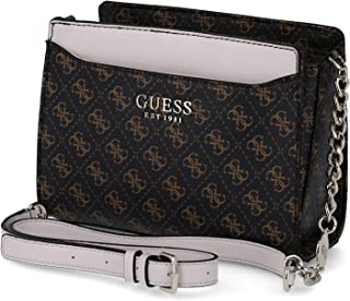 GUESS Womens Lorenna Cross-Body Handbag