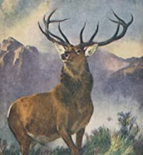 Posterazzi Wonder Gift Book 1933 Monarch of the Glen 1851 Poster Print by Edwin Landseer (18 x 24)