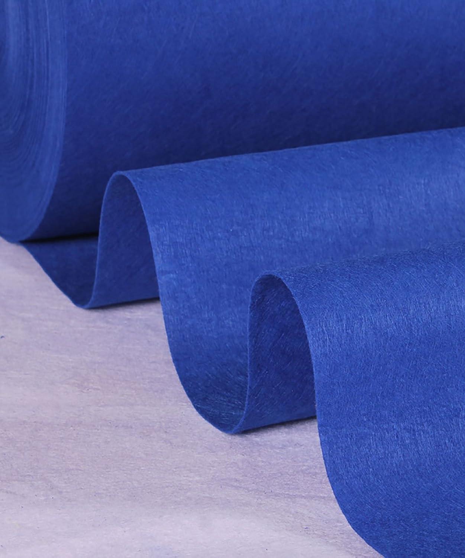 el estilo clásico Uus Alfombra Larga, celebración de Boda Tema Azul Etapa Antideslizante Antideslizante Antideslizante Portátil (3 Colors, Grosor 2 mm, Ancho 1 1,2 m) Alfombra (Color   Treasure azul, Tamaño   1.2m20m)  los nuevos estilos calientes