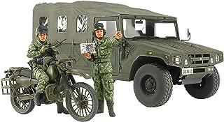 Tamiya 25188 25188-1:35 JGSDF - Maqueta de Coche con vehículo HMV (Montaje de plástico, sin lacar)