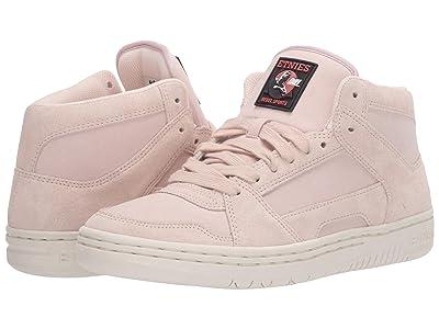 etnies MC Rap High (Pink) Women