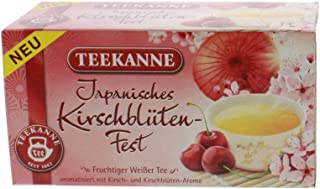 Teekanne Japanese Cherry Blossom Tea 20 Bags