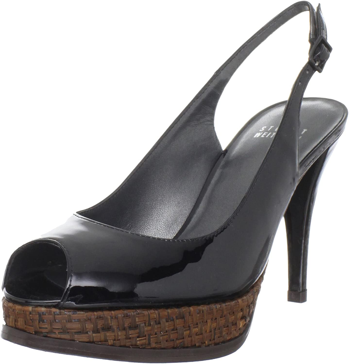 Shipping included Stuart OFFicial Weitzman Women's Pump Slinky