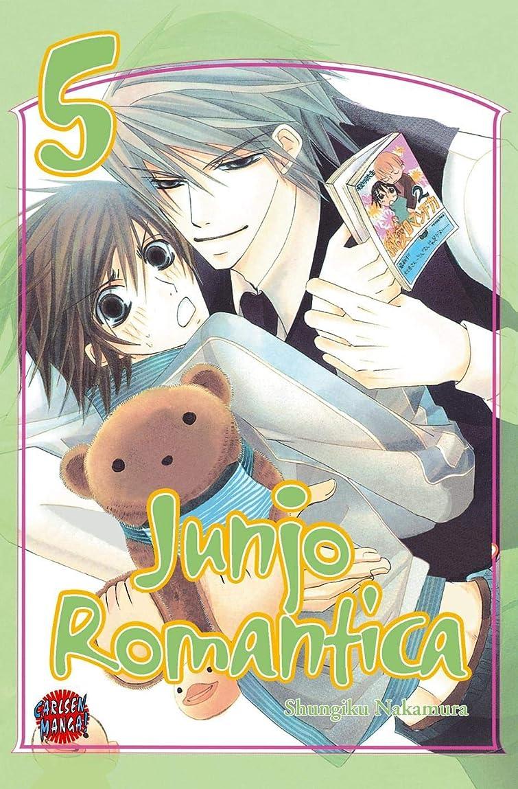 懐一般的に言えば引数Junjo Romantica 05